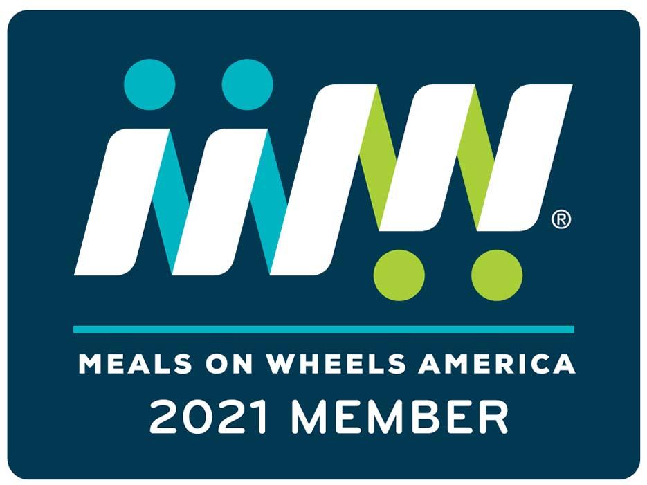 Meals on Wheels member badge
